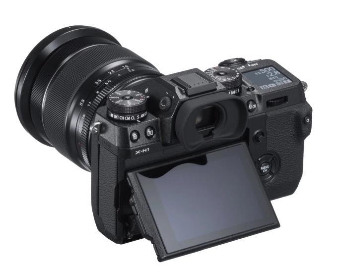 X-H1 de Fujifilm