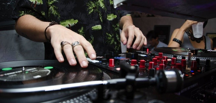 Aplicaciones para DJs