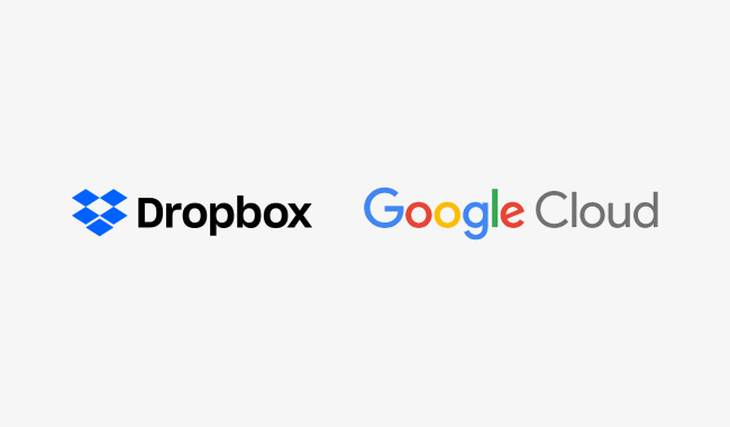 Dropbox-GoogleCloud