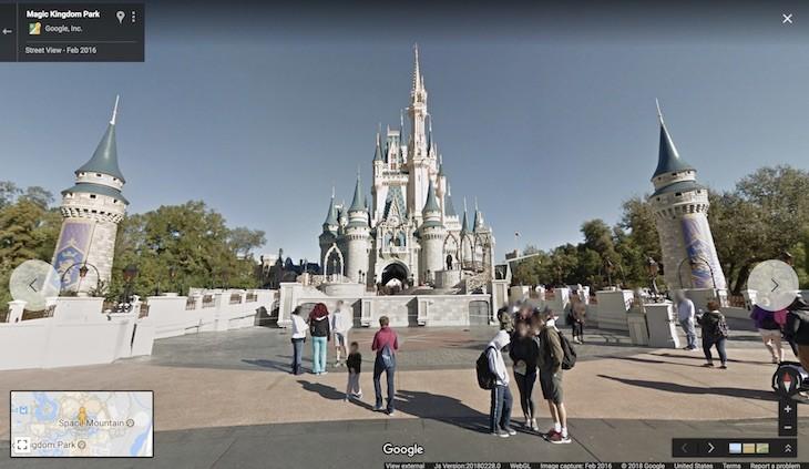 Google - Disney
