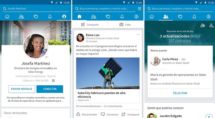 LinkedIn alternativa para buscar empleo