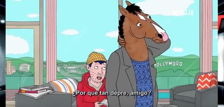 Series animadas de Netflix