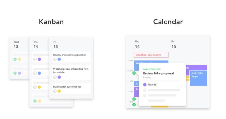 Una herramienta para organizar las tareas en equipo siguiendo el método Kanban