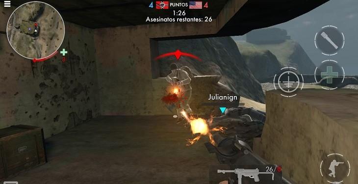 World War Heroes juego