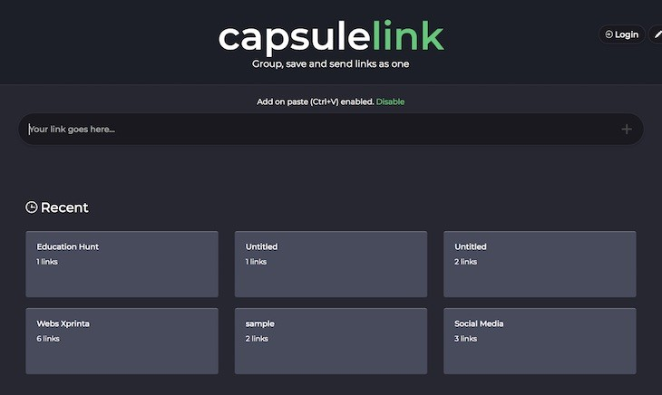 capsulelink
