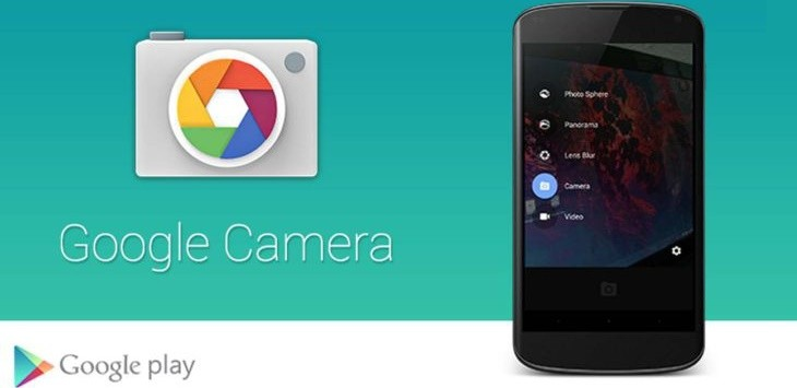 App de cámara