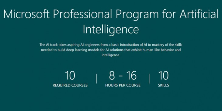 Microsoft Professional Program Educational