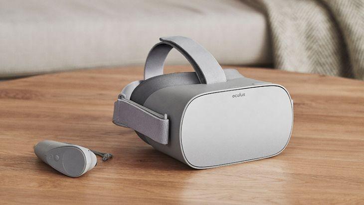 Imagen: Oculus Go