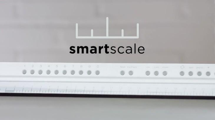 Smart Scale Ruler