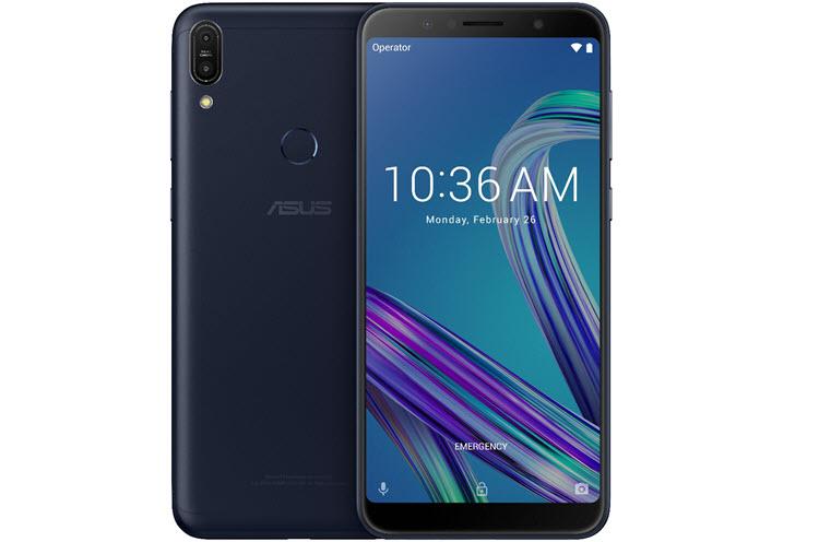 ASUS lanza un smartphone de gama media por menos de 200 dólares