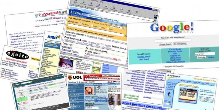 webdesign 2000s