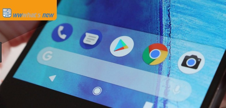 Android P nuevo launcher