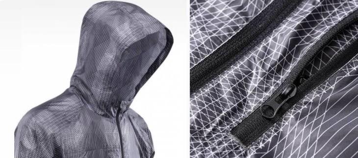Diseño chaqueta inteligente Xiaomi