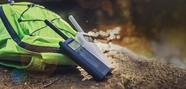 Xiaomi walkies talkies