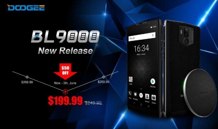 DOOGEE BL9000