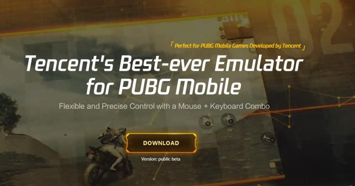 pubg official emulator for pc