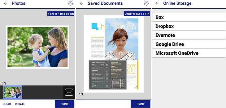 3 apps para imprimir documentos desde el móvil