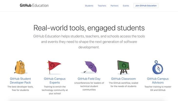GitHub Education