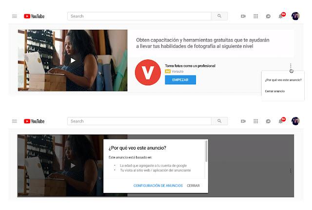 Google renueva la herramienta para mejorar la experiencia — Configuración de Anuncios
