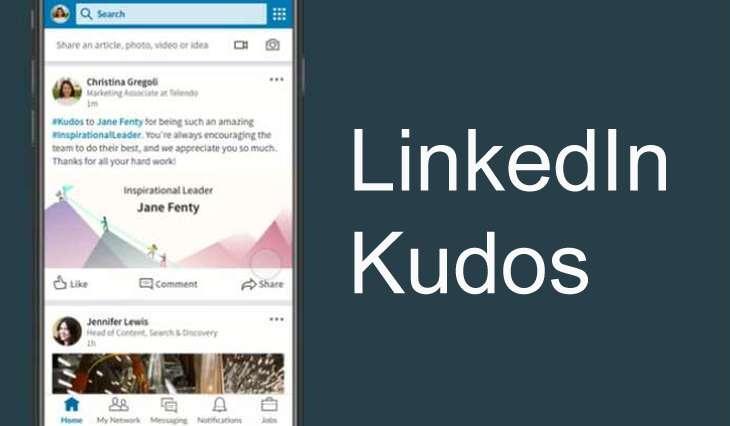 LinkedIn-Kudos