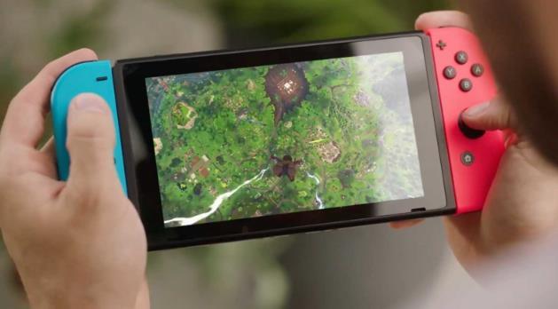 E3 2018 U-tad: Fortnite anunciado oficialmente para Nintendo Switch