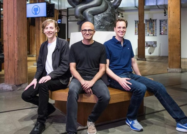Github y Microsoft