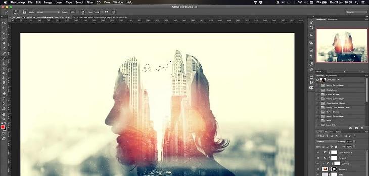25 atajos para aprender a manejar Photoshop de forma más rápida