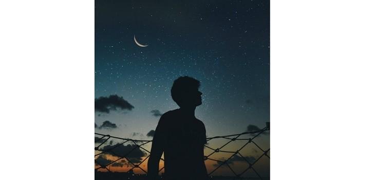 Foto nocturna para Instagram