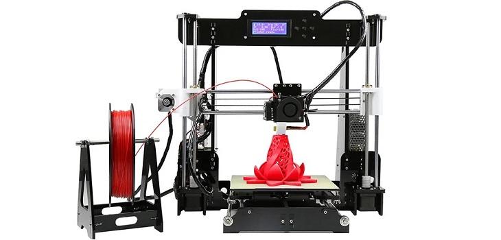 Anet A8, una impresora 3D popular y económica