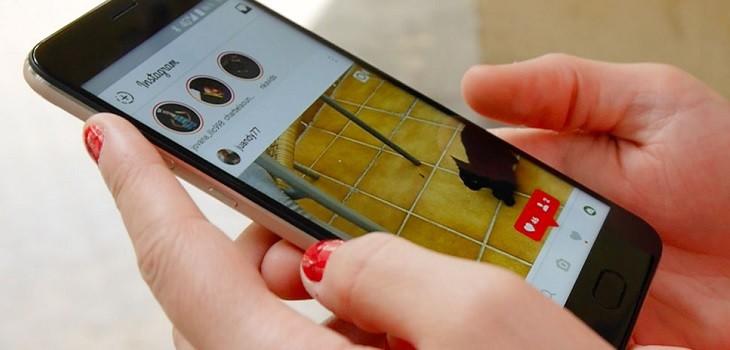 Instagram mejor que Tinder para ligar