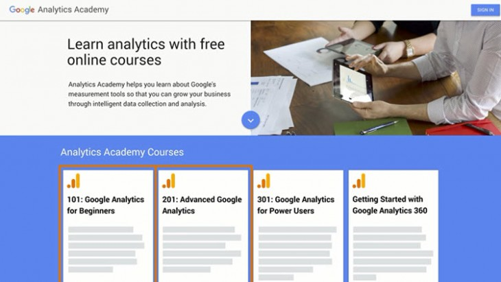Analytics Academy