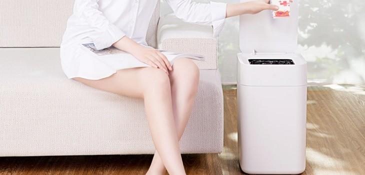 Cubo de basura Xiaomi Smart Trash Bin