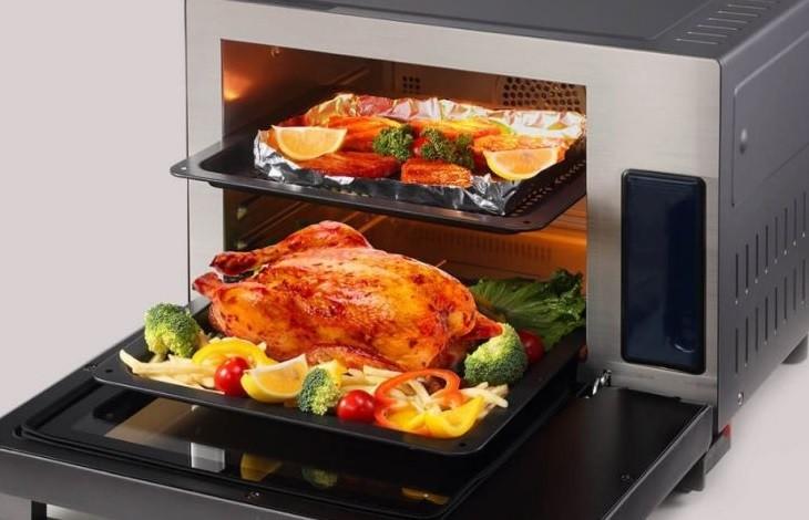 Modos de cocina VIOMI 3D