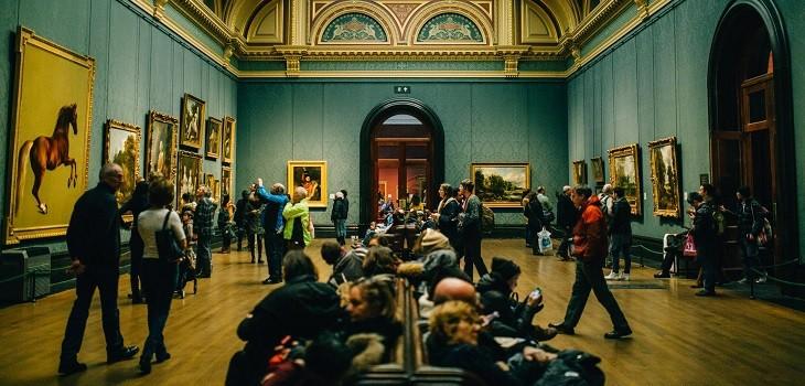 Museos del mundo que se pueden visitar desde el móvil