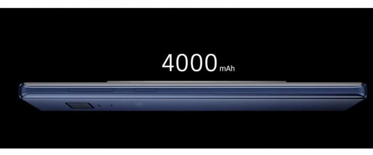Samsung Galaxy Note 9 b