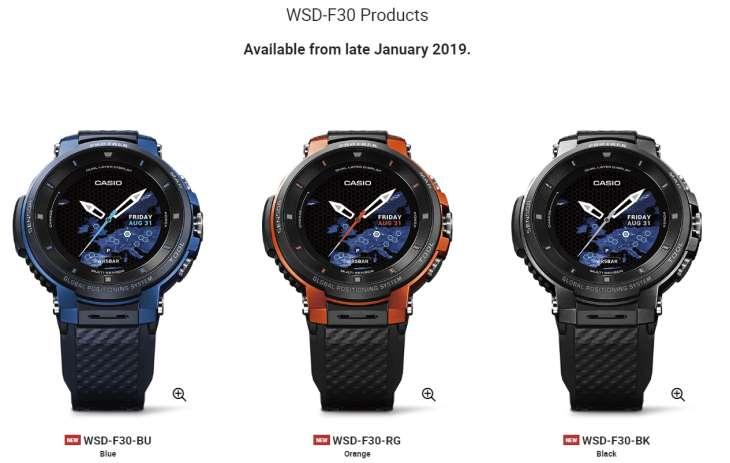 De Wsd Es F30 Así El Nuevo Trek Casio Pro XPZukTOi