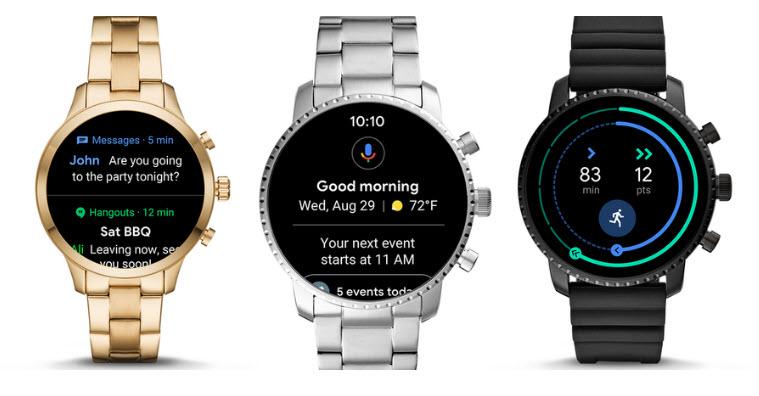 Así es el nuevo diseño de Wear OS