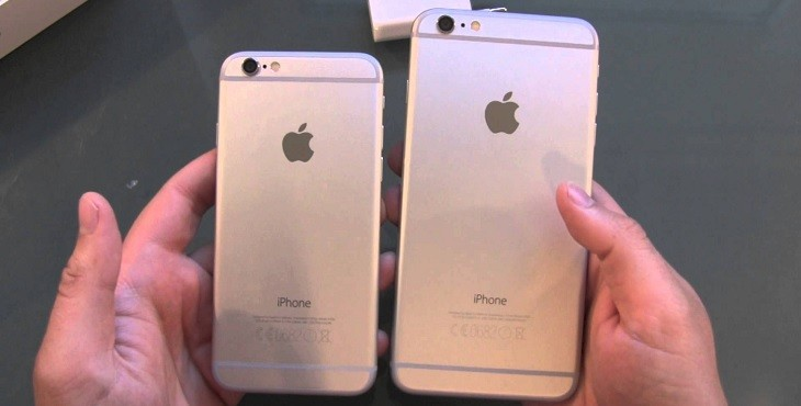 iPhone 6 y 6 Plus