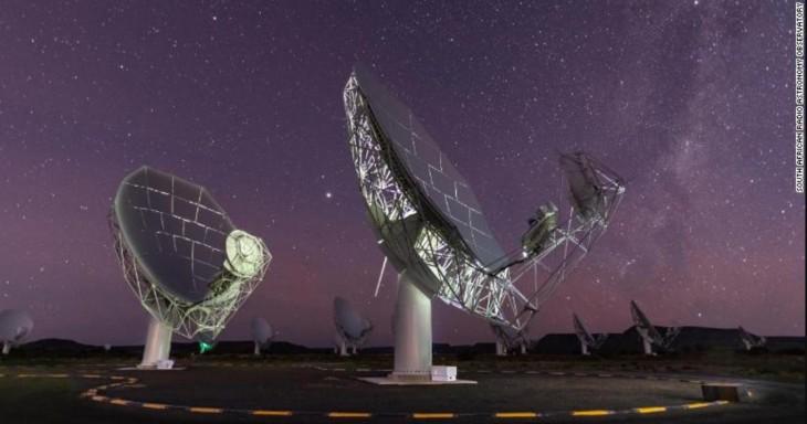 telescopio Sudáfrica