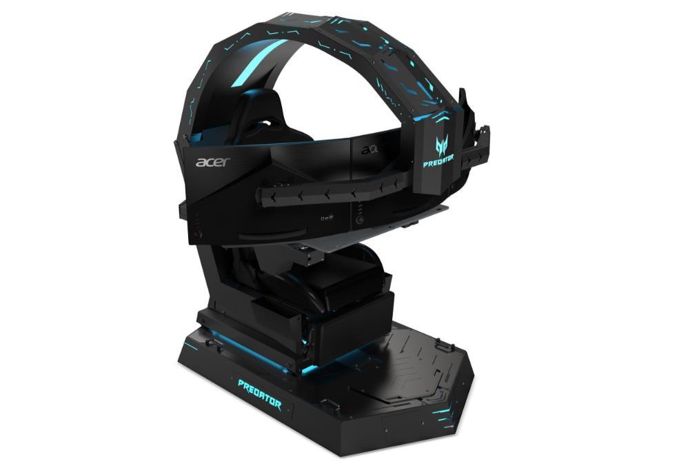 Predator Thronos La Nueva Silla Gamer De Acer