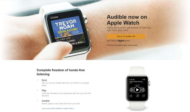 Audible-AppleWatch