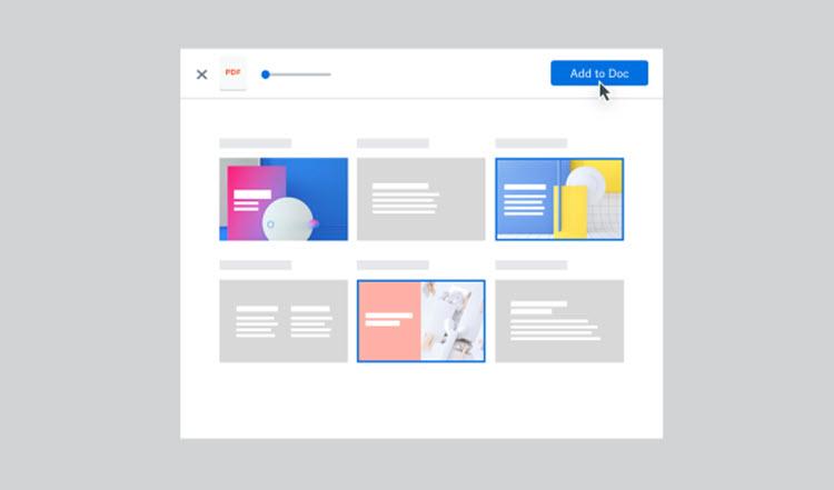 Dropbox Paper suma nuevas funciones para el trabajo colaborativo