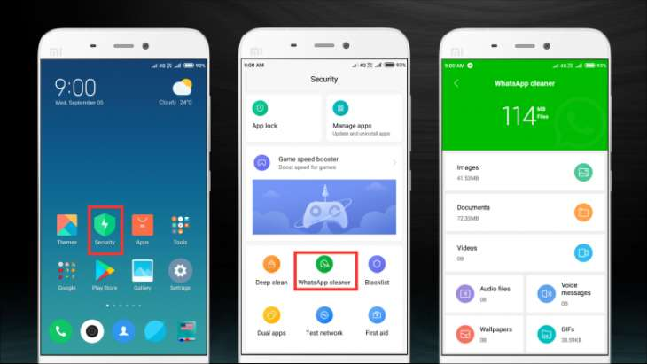 WhatsAppCleanerMIUI10