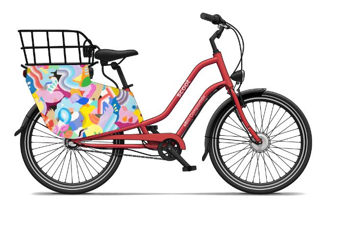 Bicicleta Scoot