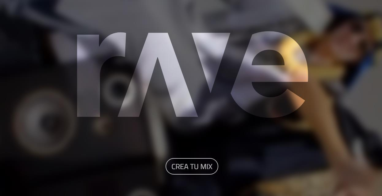 Rave, un sistema de inteligencia artificial que mezcla las canciones que le indiquemos
