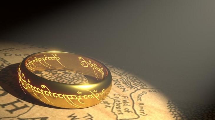 señor de los anillos