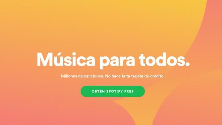 Spotify ahora permite descargar hasta 10 mil canciones