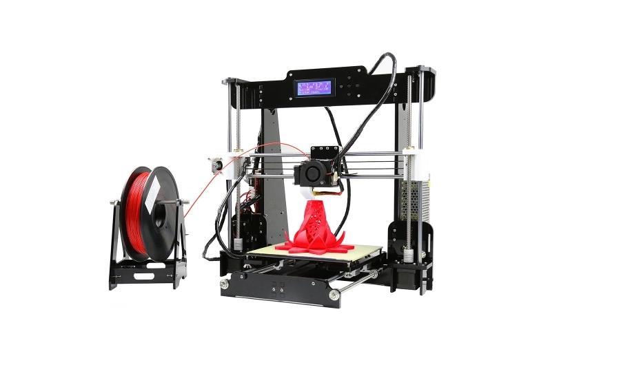 La impresora 3D Anet A8, ahora por poco más de 120 euros