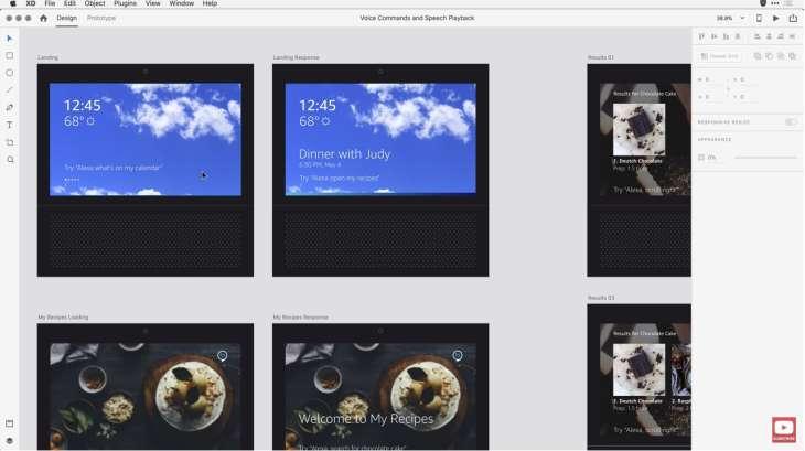 Captura de vídeo promocional de su nueva característica principal