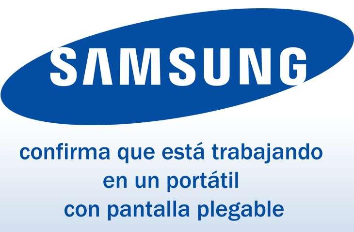 SamsungPortatilPantallaPlegable
